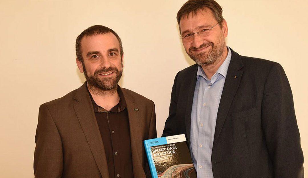 """NEUERSCHEINUNG – Praxishandbuch """"Smart Data Analytics: Zusammenhänge erkennen – Potentiale nutzen – Big Data verstehen."""