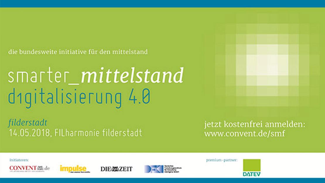 14.05.2019  Smarter Mittelstand – Digitalisierung 4.0