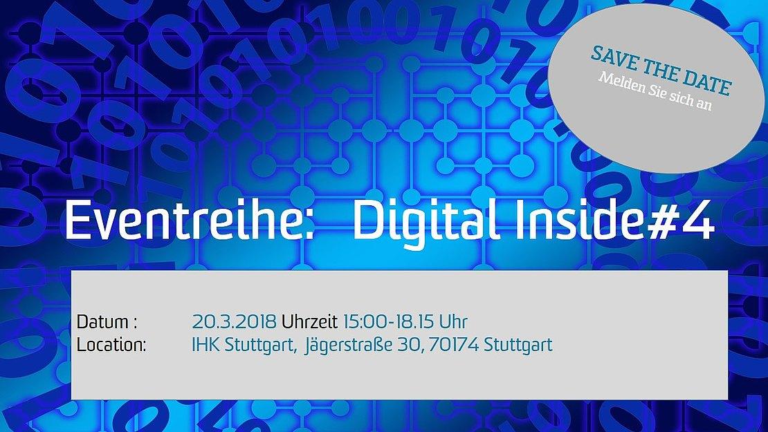 Veranstaltungshinweis: Digital Inside #4 – Best Practice