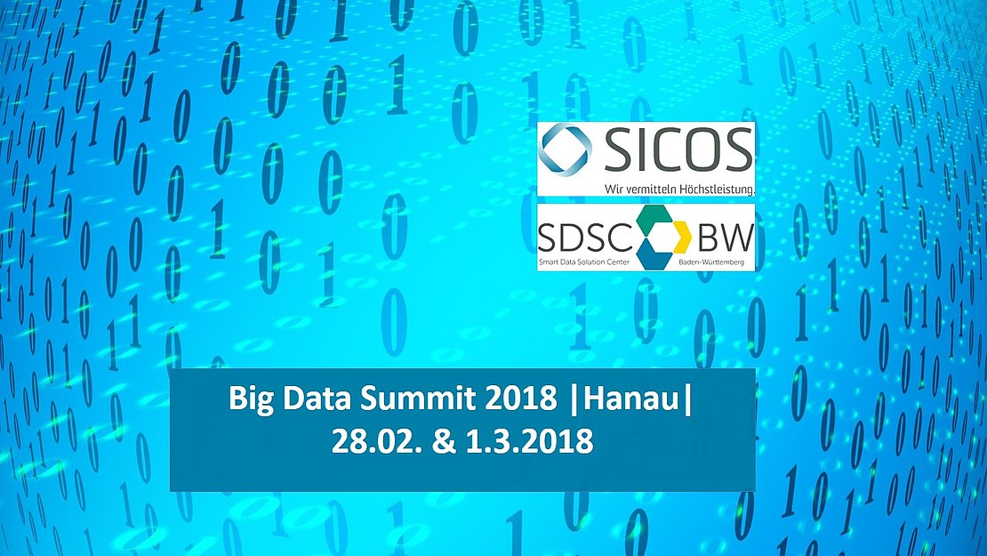 28.02.2018  Big Data Summit 2018 in Hanau