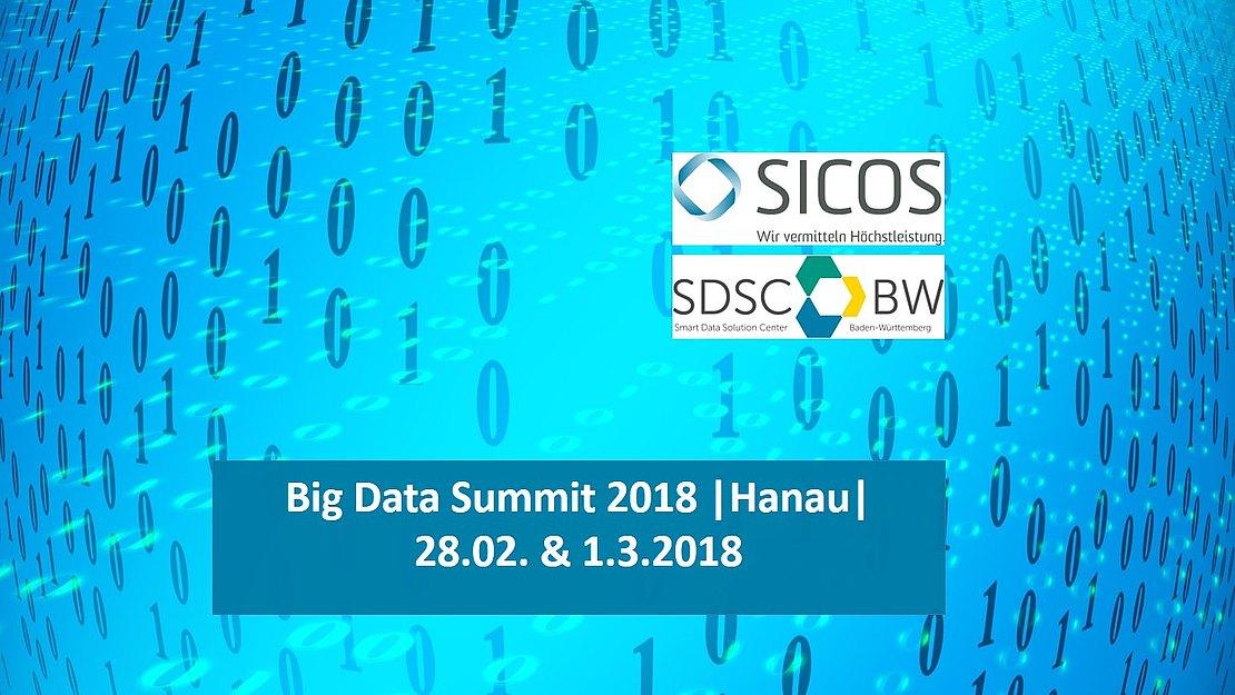 28.02.2018  Big Data Summit 2018 in Hanau