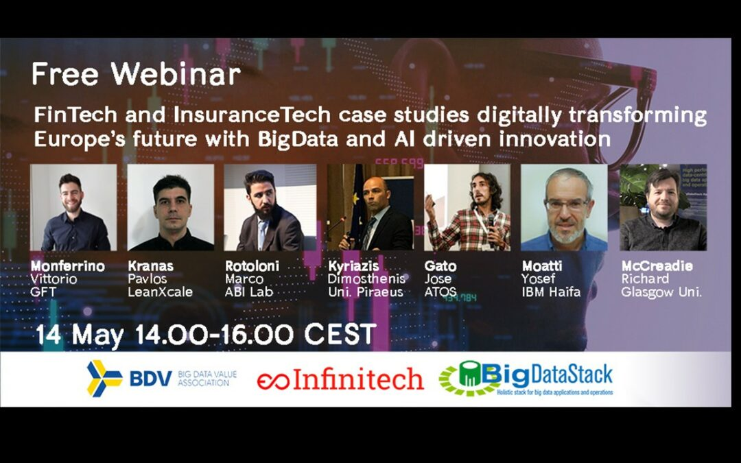 FinTech and InsuranceTech case studies