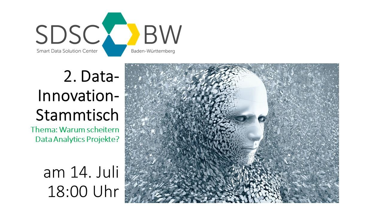 2. Data-Innovation-Stammtisch