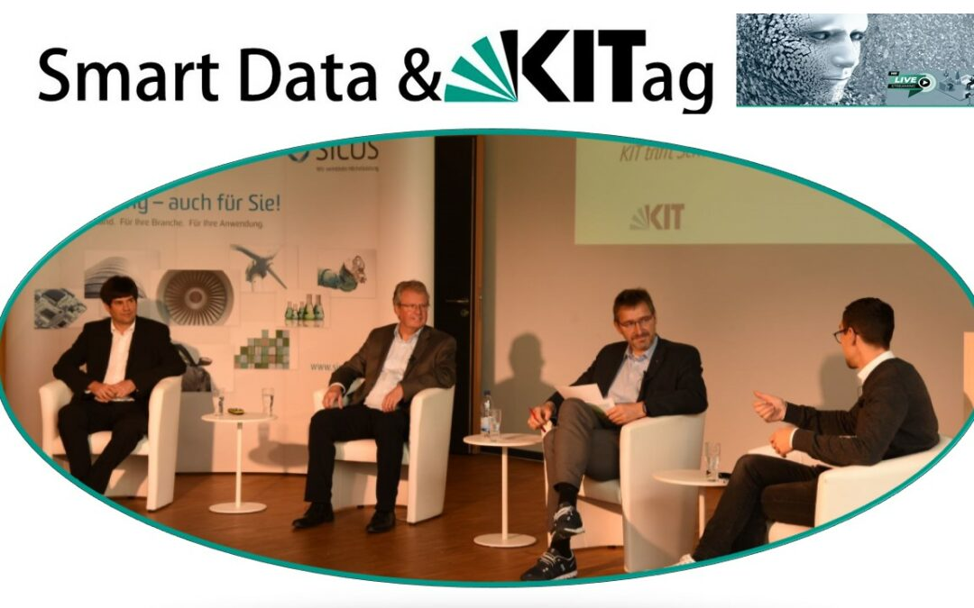 20.10.2020   Der 2. Smart Data & KI Tag in TV-Studio Atmosphäre