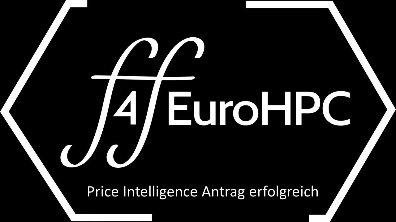 Price Intelligence Antrag erfolgreich