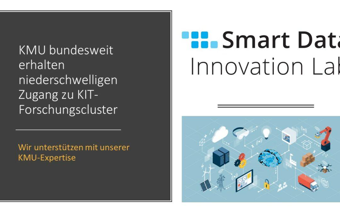 Der Blog – Smart Data Innovation Lab ist online