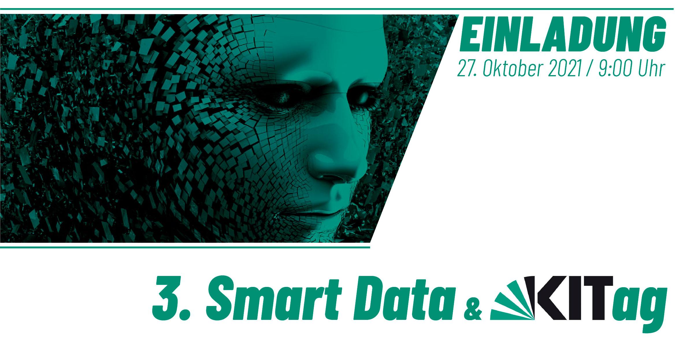 3. Smart Data & KI-Tag /online und kostenfrei